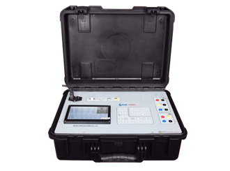 THREE PHASE PORTABLE ENERGY METER CALIBRATION EQUIPMENT